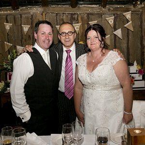 Elliot Goblet wedding MC hire Sydney