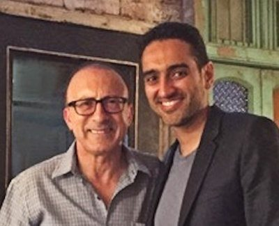 About Elliot Goblet - Waleed Aly