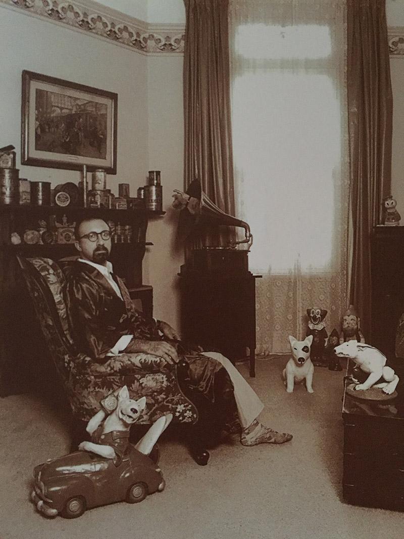Elliot Goblet - at Home